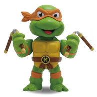 Teenage Mutant Ninja Turtles Michelangelo 4-Inch Metals Die-Cast Action Figure