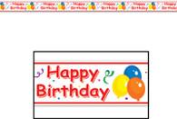 Happy Birthday Party Tape