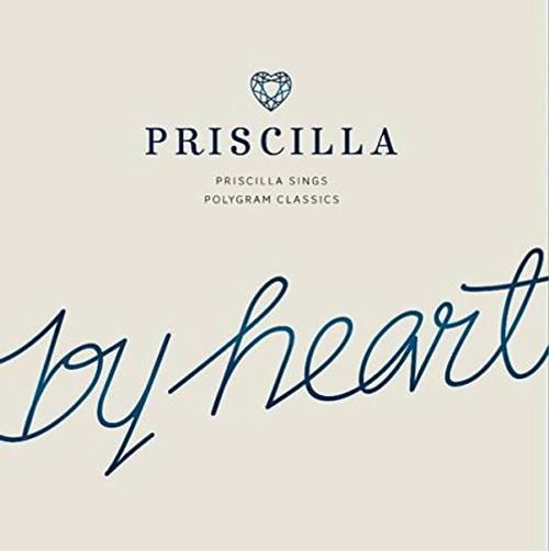 Priscilla Chan (Chen Huixian) : by heart  陈慧娴:心爱(CD) (WV9G)