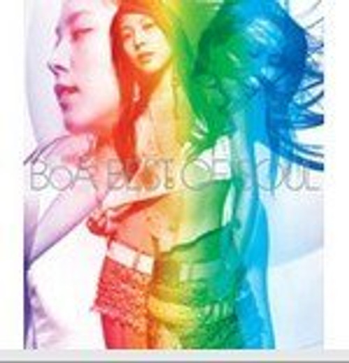 BoA: Best of Soul (Taiwan Import) - (WV1R)