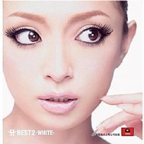 ayumi hamasaki: Best 2 - White - (WW84)