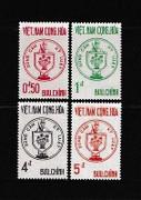 South Vienam Stamps - 1963 , SC# 215-8, Fighting Soldiers - MNH, F-VF (9V08B)