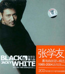 Jacky Cheung 张学友:黑与白Black & white (国语2CD) 套装 (WVHD)