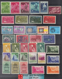 South Vietnam Stamps - 11 complete sets South Vietnam stamps collection, MLH/MH, F-VF (9V09T)