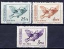 China Stamps - 1953 , C24, Scott 187-189 Defend World Peace (3rd Set) - MNH, F-VF - (90187)