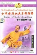 Routine I of Shaolin Mizong Quan- The Original Boxing Tree of Traditional Shaolin Kung fu - (wm06)