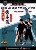Bruce Lee Jeet Kune Do Course Volume 3- Chinese Wushu Series - (WM1P)