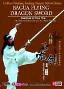 Lvshan Wudang-Bagua Flying Dragon Sword Part I,II (2 DVDs) - (WM6D)