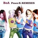 BoA: Peace B. Remixes (Taiwan Import) - (WWCT)