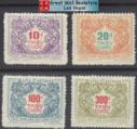 Vietnam Stamps - 1958, Sc J15-8, Postage Due Stamps - MNH - F-VF - (9N09U)