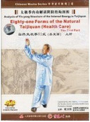Eighty-one Forms of the Natural Taijiquan( Health Care) Part I & II - Analysis of Yin-yang Structure of the Internal Energy in Taijiquan - (WT1Y)
