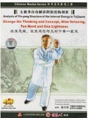 Change the Thinking and Concept, Nine Relaxing, Ten Need and One Lightness - Analysis of Yin-yang Structure of the Internal Energy in Taijiquan - (WT2B)