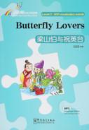 "Rainbow Bridge Learn Chinese Level 2: 500 vocabulary words - Butterfly Lovers - Chn/Eng ""彩虹桥""汉语分级读物(2级)·500词:梁山伯与祝英台(汉、英) 平装  (WL19)"