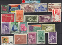 South Vietnam Stamps - 20 Mint and used stamps Collection - MNH, F-VF (9V06A)