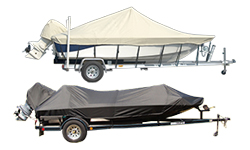 Shop for boat covers by boat style