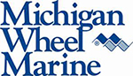 Michigan Wheel Boat Propellers Logo