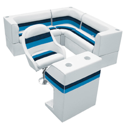 Pontoon Boat Seats and Tables