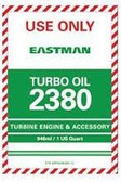 BP/EASTMAN USE ONLY Sticker 1 X 2380 (35mm x 51mm)