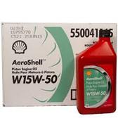 AeroShell Oil W 15W-50 / C12*946mL