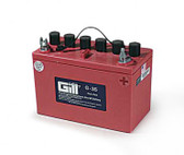 GILL G-35 BATTERY (WITHOUT ACID)