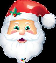 """Xmas """"Santa Head"""" - Inflated Shape"""