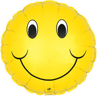 "9"" CTI Foil - Smiley Face"