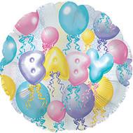 "9"" CTI Foil - Baby Balloons"