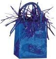 Blue Shopping Bag Weight - Each