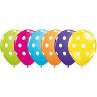 Polka Dots - Treated Bunch of 2