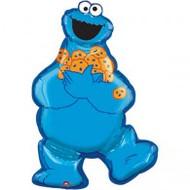 """Cookie Monster"" - 79cm Foil Shape"