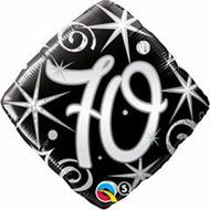 #70 Elegant - 45cm Flat Foil