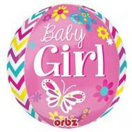 Baby Girl - Flat Orbz