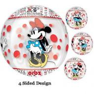 Minnie Mouse - Flat Orbz