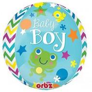 Baby Boy - Flat Orbz