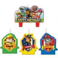 "Candles - Birthday ""Paw Patrol"""