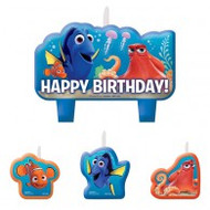 """Candles - Birthday """"Dory"""""""