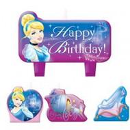 "Candles - Birthday ""Cinderella"""