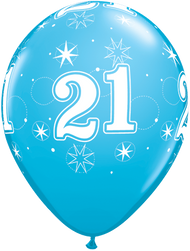 28cm #21 - Robbins Egg Blue