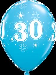 28cm #30 - Robbins Egg Blue