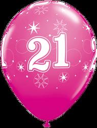 28cm #21 - Wild Berry