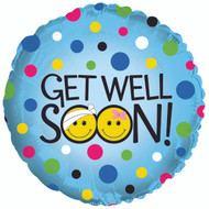GWS Smileys - 43cm Inflated Foil
