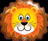 """Flat Shape - 29"""" Lovable Lion"""