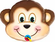 "Animal ""Mischievious Monkey"" - 35"" Flat Shape"