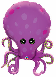"Sea ""Amazing Octopus"" - 35"" Flat Shape"
