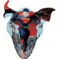 Superman - Flat Shape