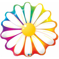 "Flower ""Daisy"" - 31"" Flat Shape"