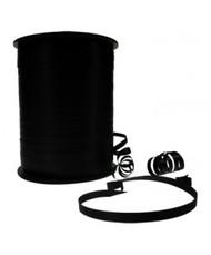 5mm x 460mtr Roll Black Curl Ribbon