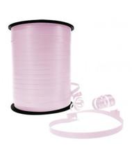 5mm x 460mtr Roll Light Pink Curl Ribbon