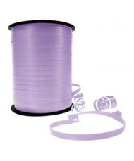 5mm x 460mtr Roll Lilac Curl Ribbon