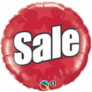 Sale - 45cm Flat Foil